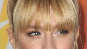Cute Bun Hairstyles with Bangs 20 Messy Bun Hairstyles You'll Want to Try
