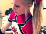 Cute Cheer Hairstyles 320 Best Cheer Images