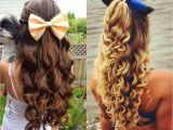 Cute Cheerleading Hairstyles Hairstyles for Cheerleaders