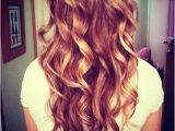Cute Curled Hairstyles Tumblr Pin Curls Tumblr On Pinterest