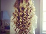 Cute Curling Wand Hairstyles Home Ing Blonde Curls