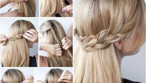 Cute Do It Yourself Hairstyles Cute Easy Updos for Long Hair How to Do It Yourself 2018