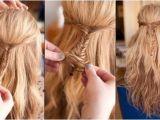 Cute Down Hairstyles for School Cute Diy Hairstyles for School Bouffant Hairstyle