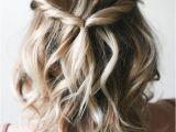 Cute Down Hairstyles for School Penteados Para Madrinha De Casamento 2018 Fotos Passo A