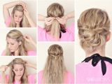 Cute Easy Hairstyles for Long Wet Hair Hairstyle Tutorials for Wet Hair Page 3