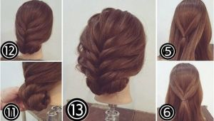 Cute Easy Hairstyles Hair Up Cute Easy Updos for Long Hair How to Do It Yourself