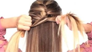 Cute Easy Hairstyles to Do On Yourself Easy Hairstyles to Do Yourself