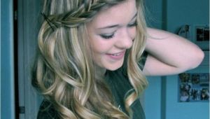 Cute Easy Hairstyles with Curls Simple Hairstyles for Curly Hair Women S Fave Hairstyles