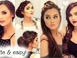Cute Easy No Heat Hairstyles Cute & Easy No Heat Hairstyles for Fall 2015