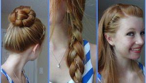 Cute Easy Simple Hairstyles for School so Quick Easy Cute Hairstyles for School Girls New