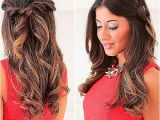 Cute Fast Hairstyles for Thick Hair Cute Simple Hairstyles for Thick Hair Hairstyles