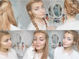 Cute First Day Of School Hairstyles 4 Cute Braid Back to School Hairstyles