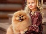 Cute Girls Hairstyles Dog Cute and Pretty Pet with Kid Pets Pinterest