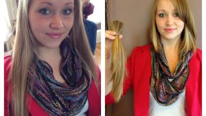 Cute Hairstyles after Donating Hair before and after Hair Cut Locks Of Love Donations Long Hair to