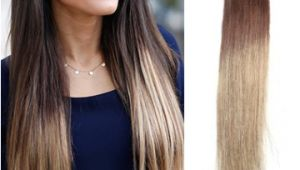 Cute Hairstyles Clip Extensions Two Colors Ombre Indian Remy Clip In Hair Extensions Od005 Clip In