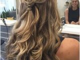 Cute Hairstyles Down for Prom 658 Best Half Up Half Down Hair Images