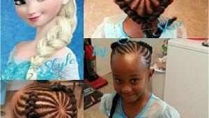 Cute Hairstyles Elsa My Version Of Elsa Hair by Blezzed Hands