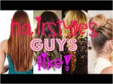 Cute Hairstyles for 6th Grade Hairstyles Guys Love and Hate