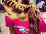 Cute Hairstyles for 9th Grade 90 Best Cheer Hairstyles Images