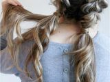 Cute Hairstyles for A Date Watch How to Do Your Own Jumbo Pull Through Braid Pigtails Perfect