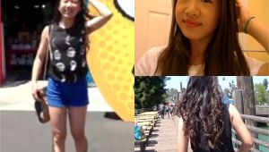 Cute Hairstyles for Amusement Parks Amusement Park Makeup Hair and Outfit
