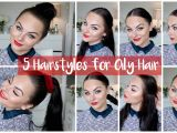 Cute Hairstyles for Bad Hair Days 5 Quick & Easy Hairstyles for Oily & Bad Hair Days