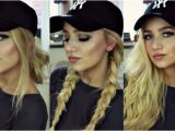 Cute Hairstyles for Baseball Caps Hairstyles for Baseball Caps