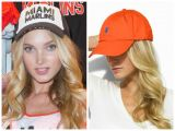 Cute Hairstyles for Baseball Caps the Best Hairstyles to Wear with A Baseball Cap Hair