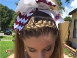 Cute Hairstyles for Cheer Gymnastics Cheer Petition Hairstyles