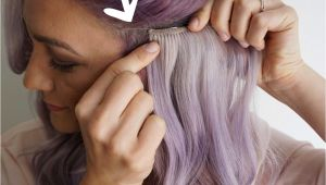 Cute Hairstyles for Clip In Extensions Tips for Applying Clip In Hair Extensions