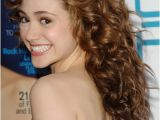 Cute Hairstyles for Curled Hair Cute Hairstyles for Curly Hair Blondelacquer
