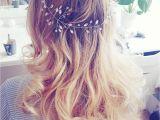 Cute Hairstyles for Curly Hair Step by Step Takie Cudowności Się Robią Dziś Ozdoba Od Noviablanca Weddinghair