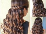 Cute Hairstyles for Damas Simple Hairstyle for Dama Hairstyles Best Ideas About