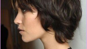 Cute Hairstyles for Dark Brown Hair Cute Short Black Hair Haircuts Latestfashiontips