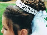 Cute Hairstyles for First Communion First Munion Hairstyles