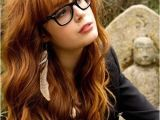 Cute Hairstyles for Girls with Glasses 15 Best Ideas Of Long Hairstyles for Girls with Glasses