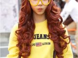 Cute Hairstyles for Girls with Glasses Very Cute Long Hairstyles for Girls with Glasses New