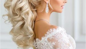 Cute Hairstyles for Going Out Pics Cute Party Hairstyles for Curled Hair Going Out 2018