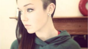 Cute Hairstyles for Half Shaved Head 41 Best Images About Half Shaved On Pinterest