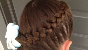 Cute Hairstyles for Ice Skating Small Piece Dutch This is Perfect for Dance Figure