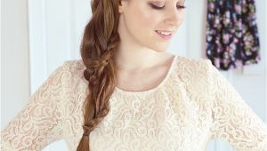 Cute Hairstyles for Rainy Days 17 Easy Hairstyles for A Rainy Day