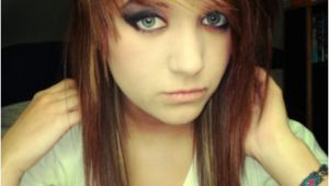 Cute Hairstyles for Scene Hair Emo Hairstyles for Girls Latest Popular Emo Girls