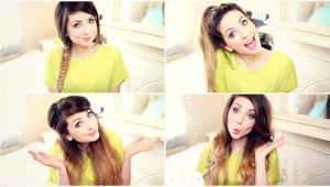 Cute Hairstyles for School Zoella How to My Quick and Easy Hairstyles
