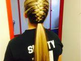Cute Hairstyles for softball Games 25 Best softball Hair Braids Ideas On Pinterest