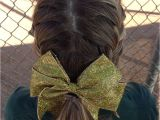Cute Hairstyles for softball Games softball Game Day Hairstyle