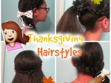Cute Hairstyles for Thanksgiving Cute and Easy Thanksgiving Hairstyles