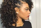 Cute Hairstyles for Thin Natural Hair 30 Perfect Natural Short Hairstyles for Black Women Ideas