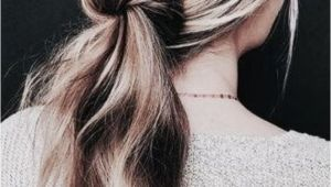Cute Hairstyles Knotted Ponytail Knotted Pony Pretty Pinterest