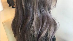 Cute Hairstyles Kpop 2017 Hair Color Trend Lavender ash Korean Kpop Idol Hairstyles for