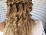 Cute Hairstyles Loop Waterfall Braid 129 Amazing Waterfall Braid You Must Try